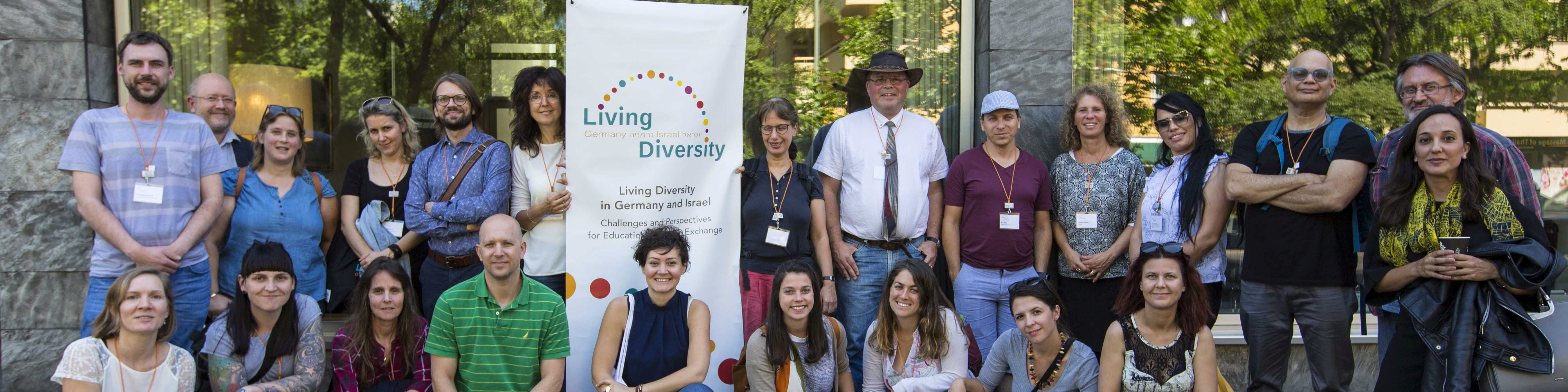 Living Diversity in Germany and Israel